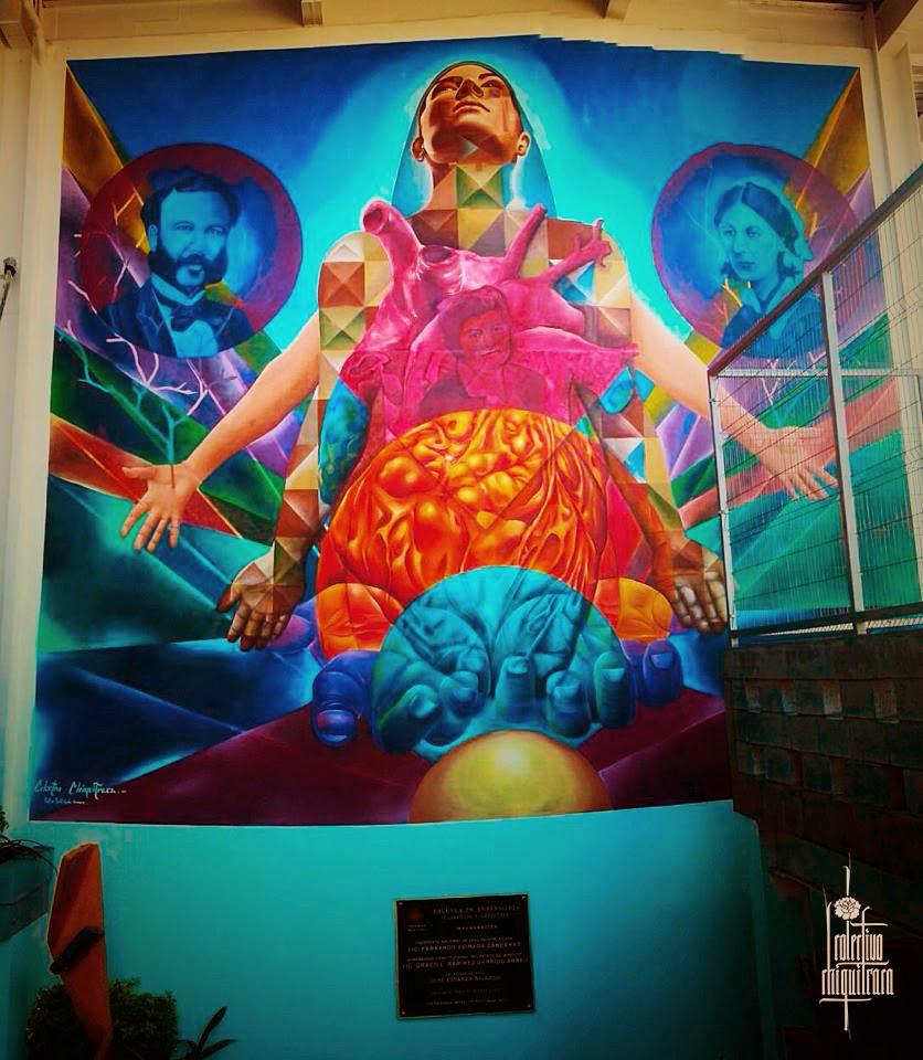 Mural de Chiquitraca.
